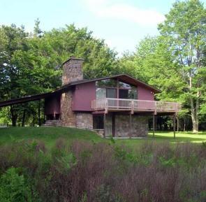 Deck House West Virginia
