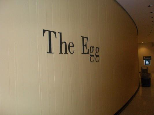 Inside of The Egg