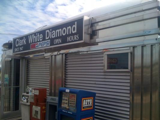 Clark White Diamond