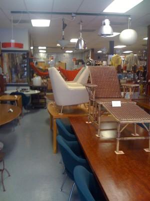 Hudson, NY modern store