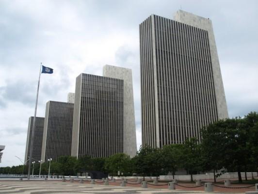 The Agency Buildings