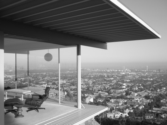 PCAD   Case Study House      San Gabriel  CA A Virtual Look Into Richard Neutra     s Unbuilt Case Study House     The Omega House   ArchDaily