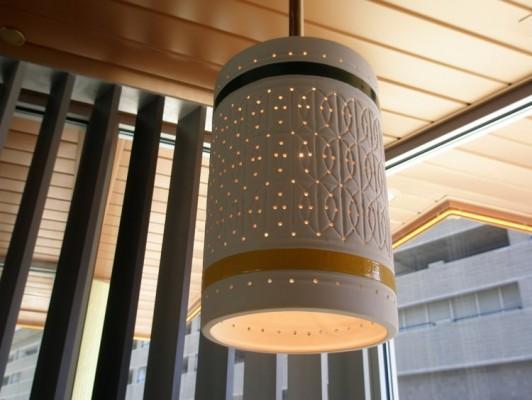 Lighting at Chelsea Hotel