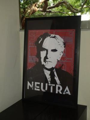 Richard Neutra poster