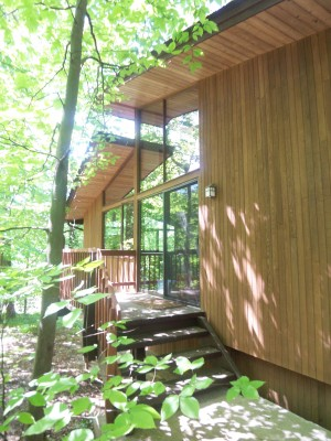 Deck House in Bethesda