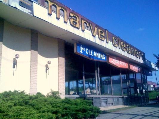 Mid-Century Modern Marvel Cleaners