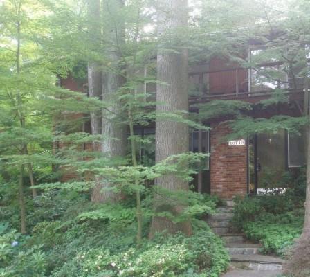 Garrett Park Techbuilt-like house