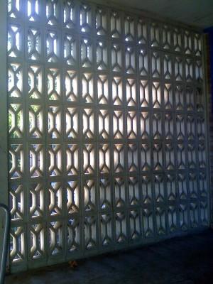 Rollingwood Elementary - screen block