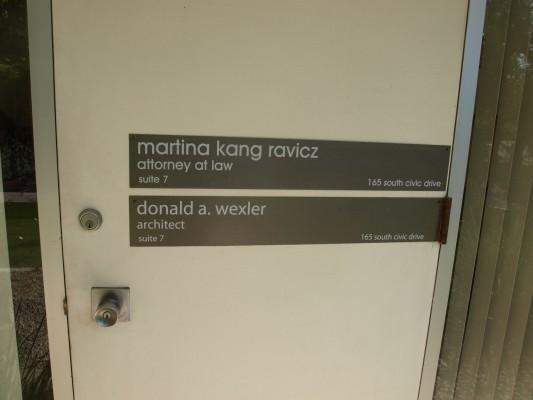 Don Wexler's Office