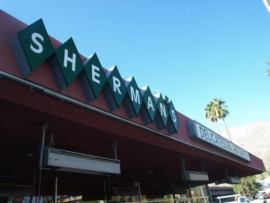 Sherman's Deli and Bakery.
