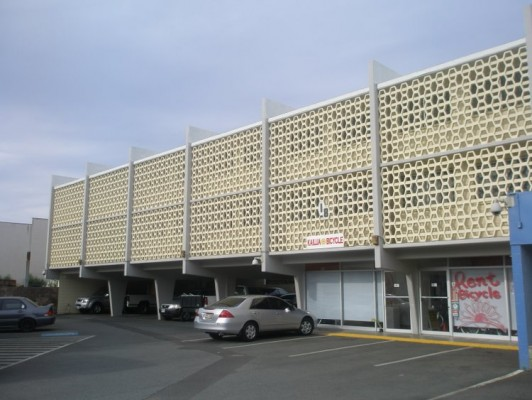 Commercial building Kailua.