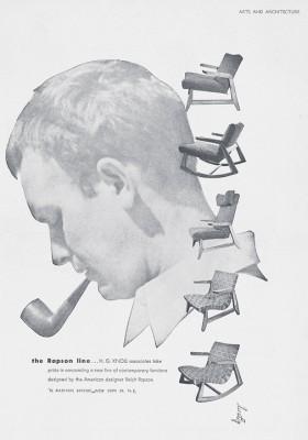 H.G. Knoll Rapson ad