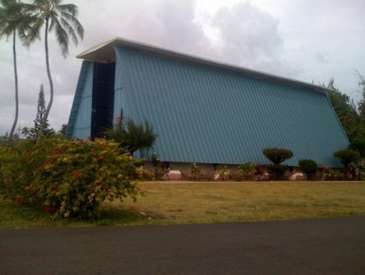 Church, North Shore of Oahu