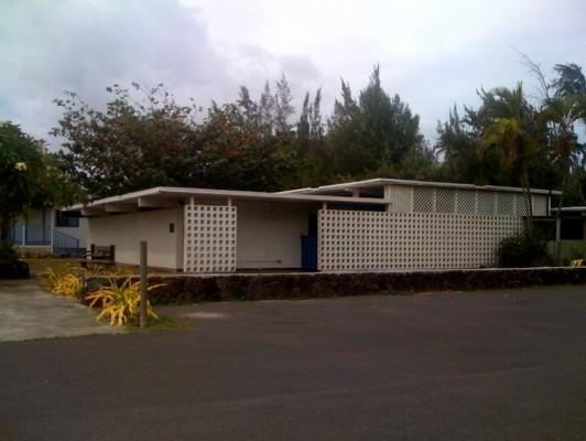 Church school, North Shore of Oahu