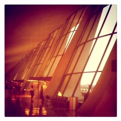 Saarinen's Dulles