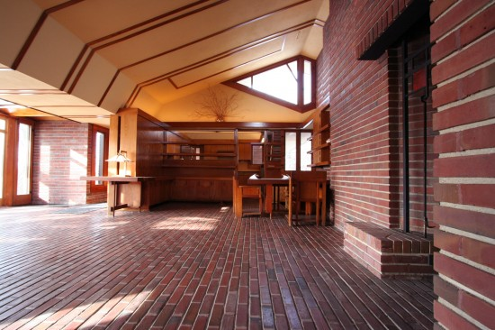 Willey House - Livingroom