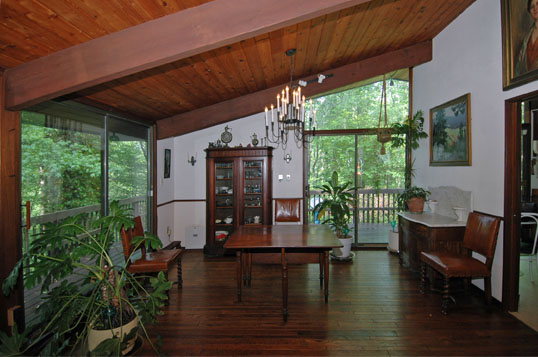 Deck Houses In Moyaone Reserve Stevenson Modern Capital