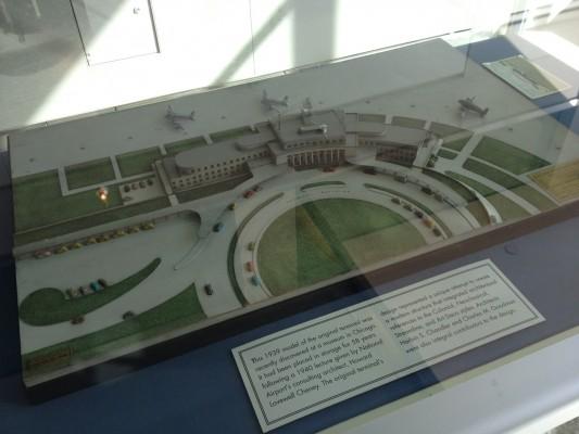National Airport model