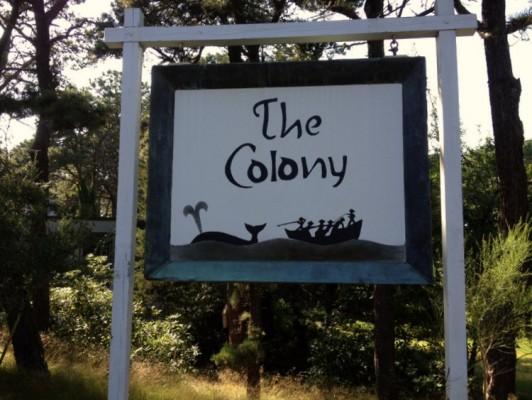 The Colony of Wellfleet