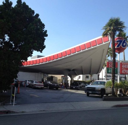 Union 76 Gas Station