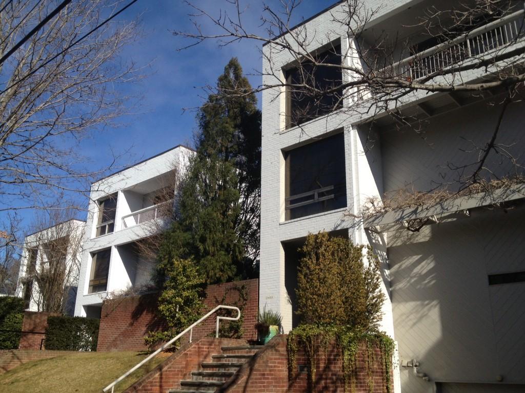 Faulkner Houses