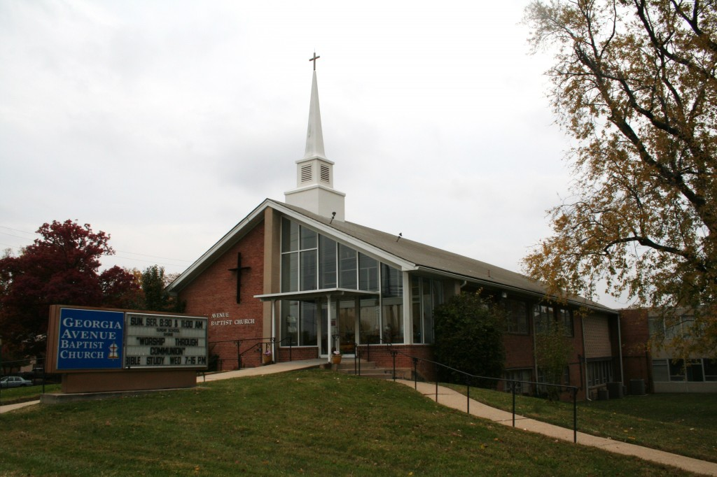 GA Ave Baptist Church