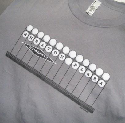 The Wheaton Plaza T-Shirt