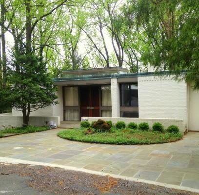 Keyes-designed House