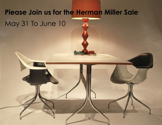 Daniel Donnelly Herman Miller Sale
