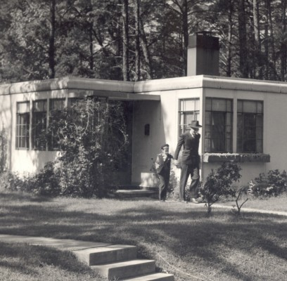 Parkbelt home ca 1937