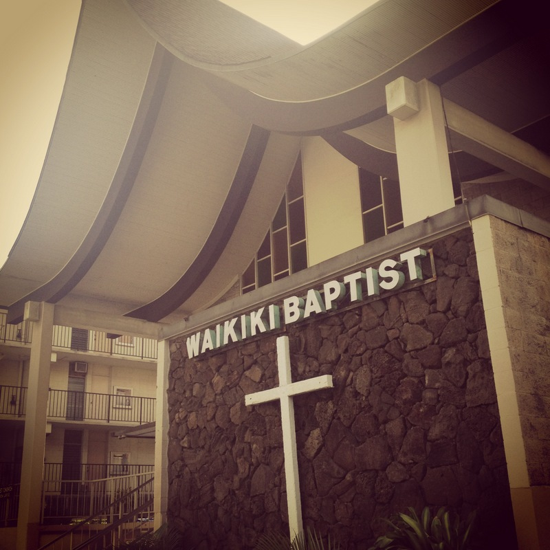 Waikiki Baptist Church