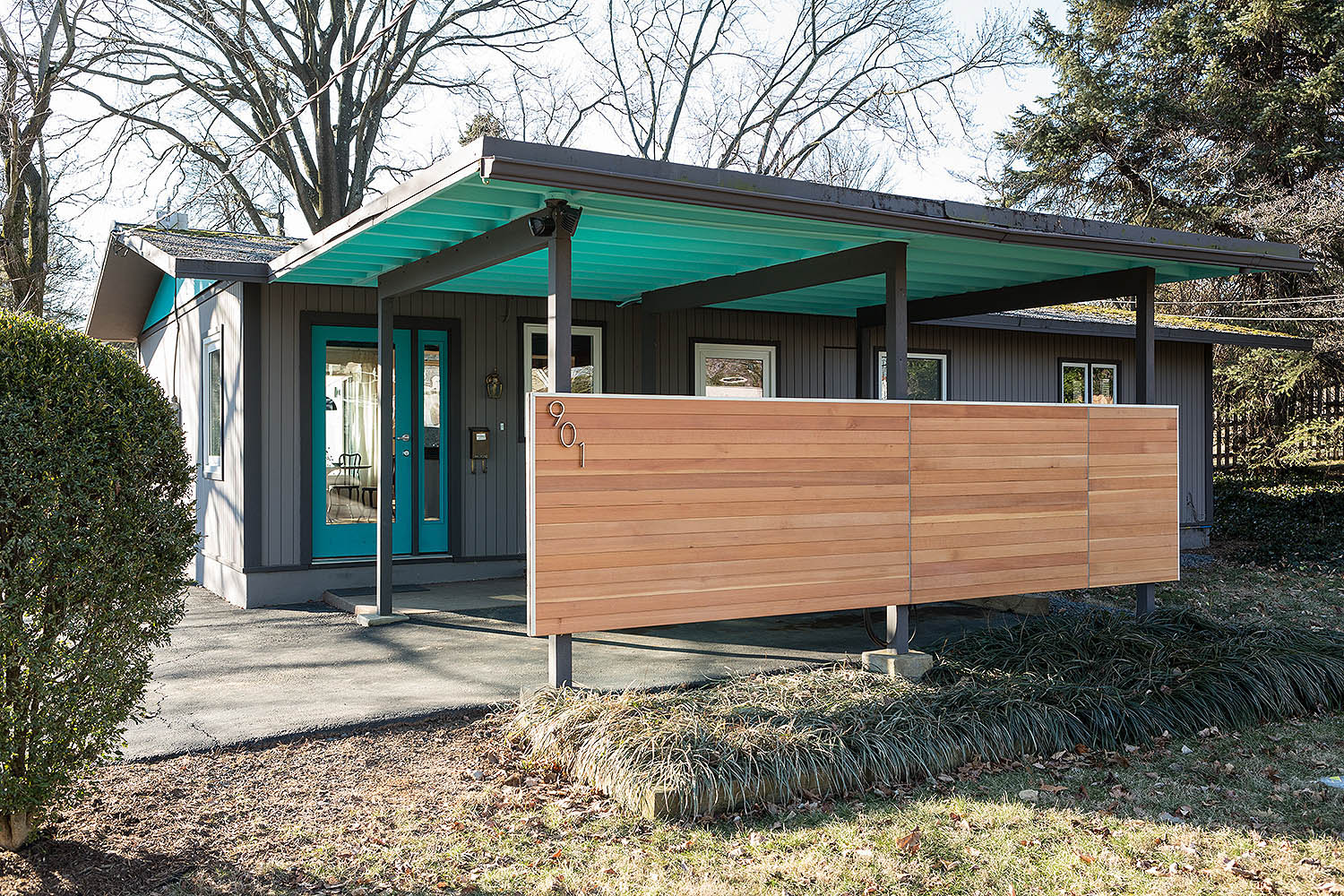 Modern Snapshot Renovated Goodman Prefab In Herndon