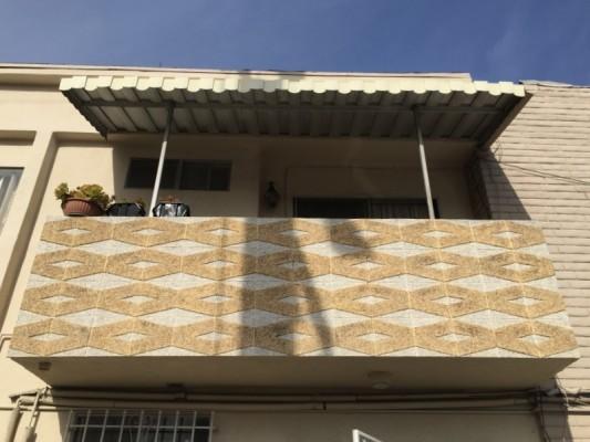 Balcony in Los Feliz