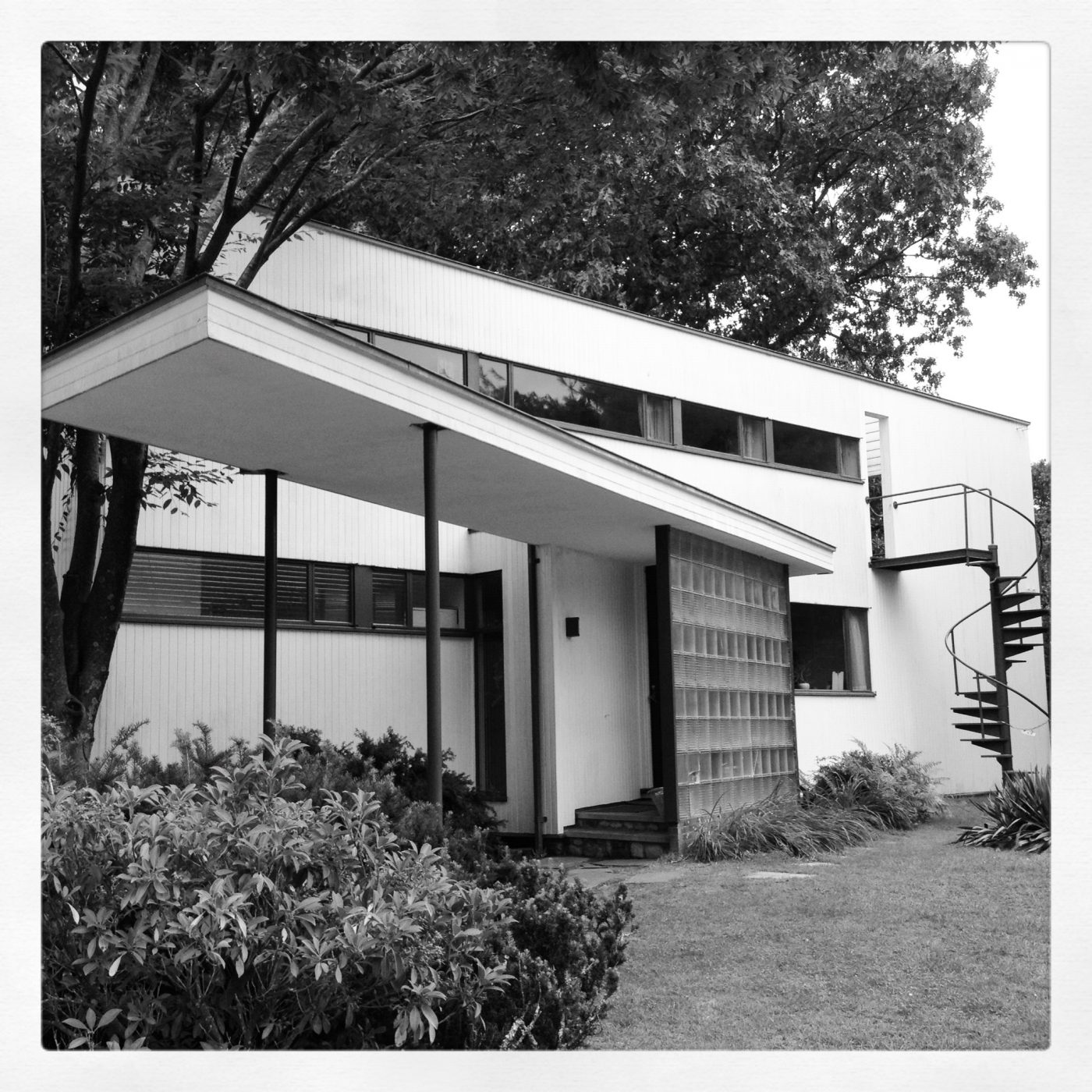 The Gropius House