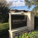 Spring Lake in Bethesda