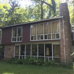 Charles Goodman-designed mid-century modern in Hammond Wood.